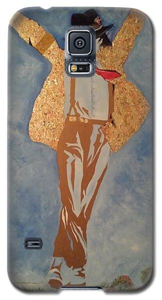 Artist Galaxy S5 Case by Dr Frederick Glover