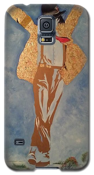 Artist Galaxy S5 Case by Dr Frederick Glover