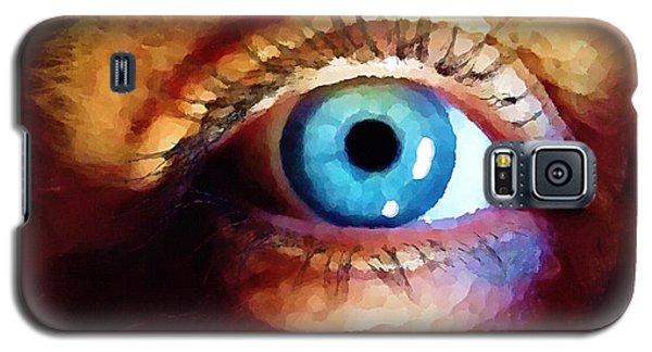 Artist Eye View Galaxy S5 Case
