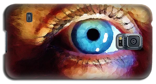 Artist Eye View Galaxy S5 Case