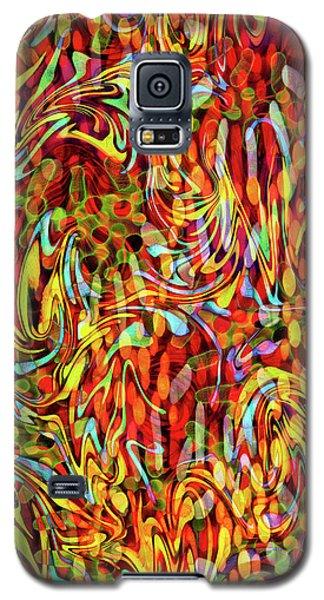 Artistic Flair Galaxy S5 Case