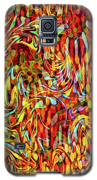 Artistic Flair Galaxy S5 Case