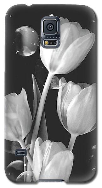 Artistic Tulip Bouquet 2  Galaxy S5 Case