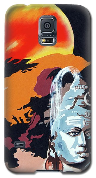 Artistic Vision Of The Almighty Galaxy S5 Case