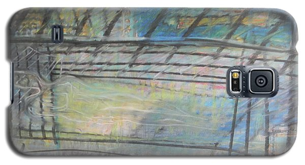 Artists' Cemetery Galaxy S5 Case