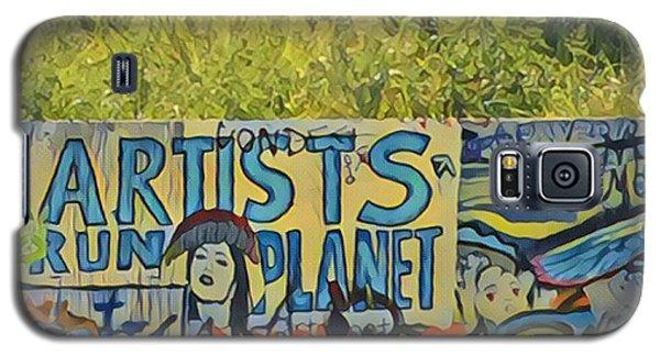 Artists Run The Planet Galaxy S5 Case