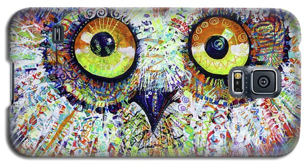 Artprize You That's Hoo Audience Participation Galaxy S5 Case