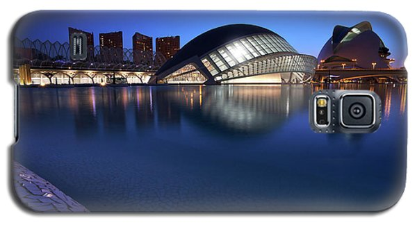 Arts And Science Museum Valencia Galaxy S5 Case