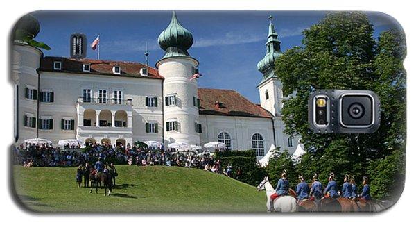 Artstetten Castle In June Galaxy S5 Case