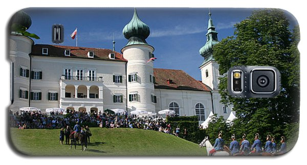 Artstetten Castle In June Galaxy S5 Case