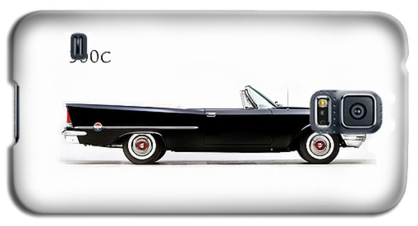 Transportation Galaxy S5 Case - Chrysler 300c 1957 by Mark Rogan