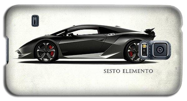 Lamborghini Sesto Elemento Galaxy S5 Case