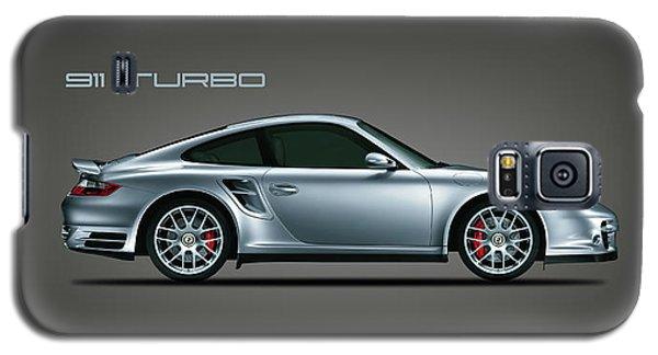 Car Galaxy S5 Case - Porsche 911 Turbo by Mark Rogan