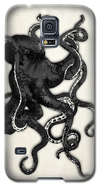 Galaxy S5 Case - Octopus by Nicklas Gustafsson