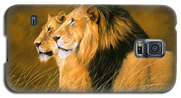 Side By Side Galaxy S5 Case