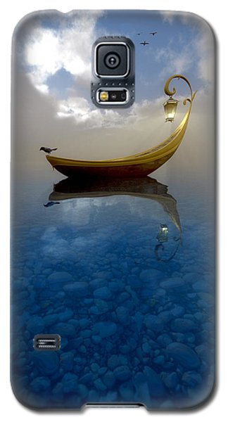 Narcissism Galaxy S5 Case by Cynthia Decker