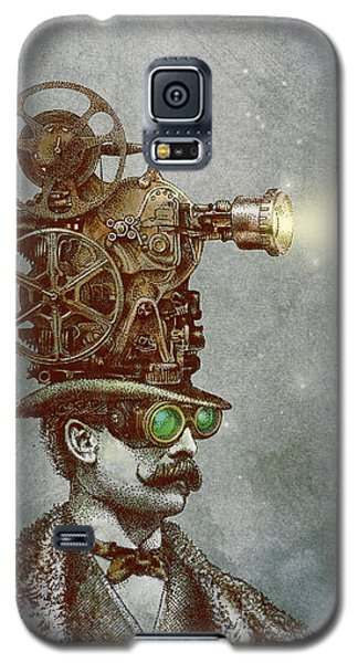Magician Galaxy S5 Case - The Projectionist by Eric Fan