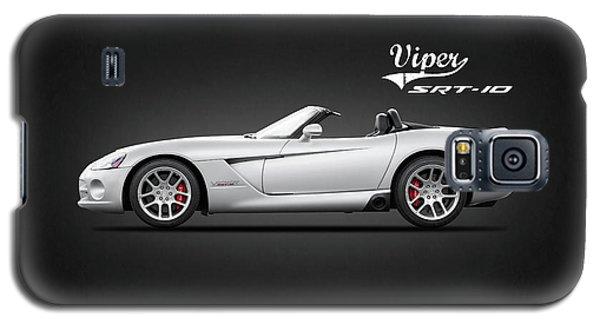 Viper Galaxy S5 Case - Dodge Viper Srt10 by Mark Rogan
