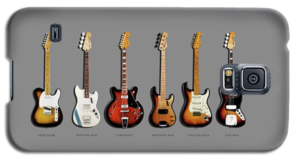 Fender Guitar Collection Galaxy S5 Case by Mark Rogan
