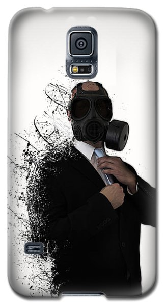 Dissolution Of Man Galaxy S5 Case
