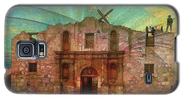 John Wayne's Alamo Galaxy S5 Case