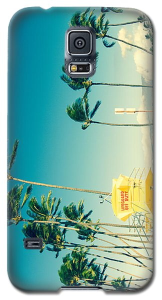 Kapukaulua Beach Maui North Shore Hawaii Galaxy S5 Case
