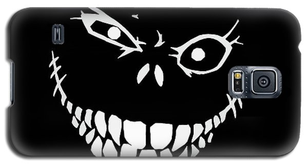 Crazy Monster Grin Galaxy S5 Case