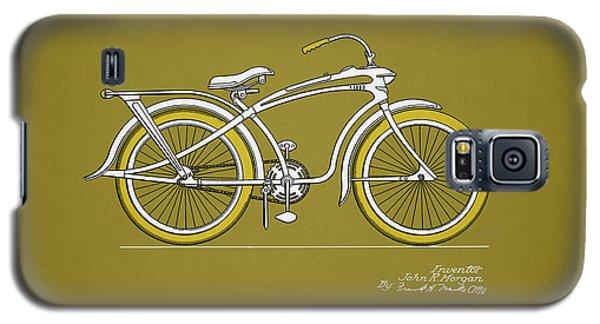 Bicycle 1937 Galaxy S5 Case by Mark Rogan