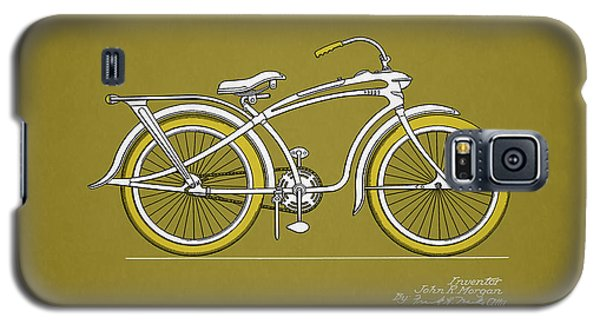 Bicycle Galaxy S5 Case - Bicycle 1937 by Mark Rogan