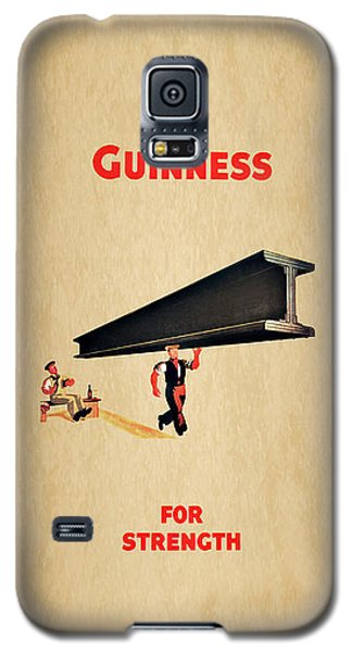 Guiness For Strength Galaxy S5 Case