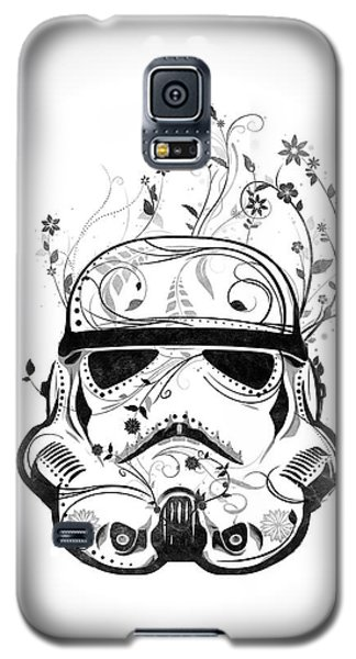 Flower Trooper Galaxy S5 Case