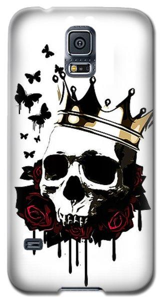Butterfly Galaxy S5 Case - El Rey De La Muerte by Nicklas Gustafsson