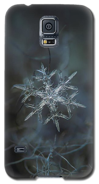 Snowflake Photo - Rigel Galaxy S5 Case