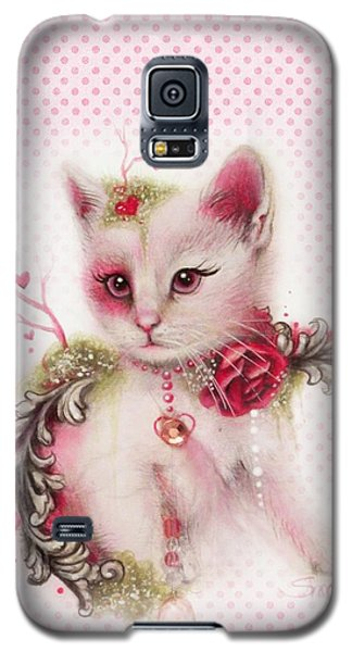 Love Is In The Air Galaxy S5 Case by Sheena Pike