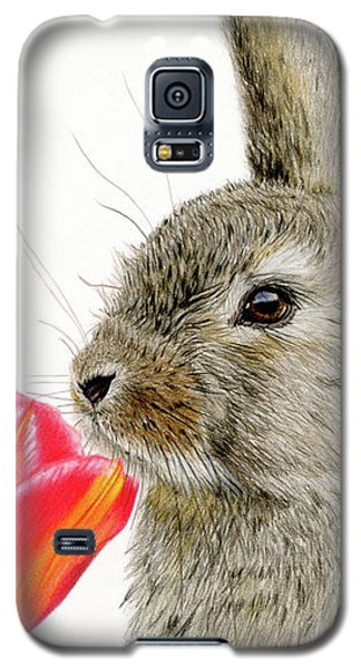 Smells Like Spring Galaxy S5 Case