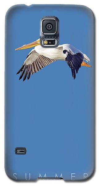 Blue Series 003 Summer Galaxy S5 Case