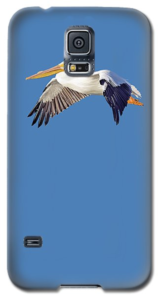 Blue Series 003 Galaxy S5 Case