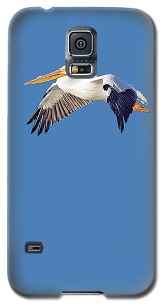 Blue Series 003 Galaxy S5 Case