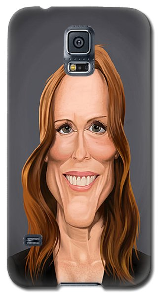 Celebrity Sunday - Julianne Moore Galaxy S5 Case