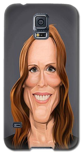 Celebrity Sunday - Julianne Moore Galaxy S5 Case
