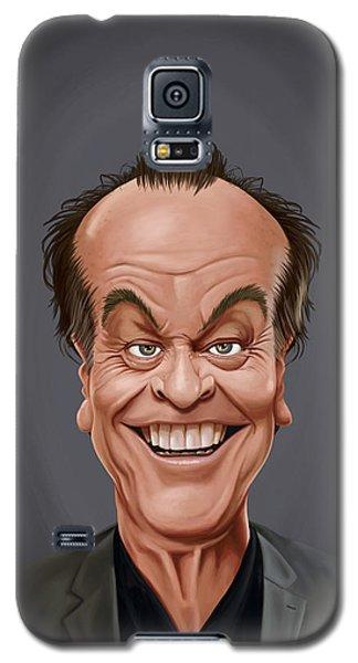 Celebrity Sunday - Jack Nicholson Galaxy S5 Case