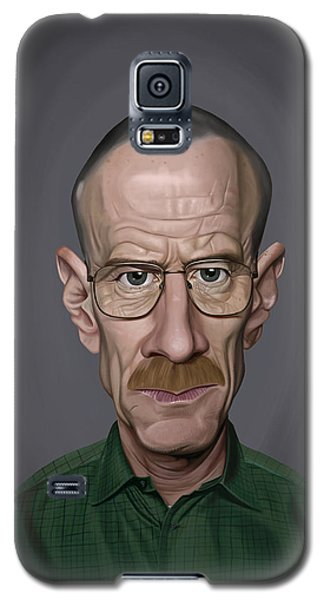 Celebrity Sunday - Bryan Cranston Galaxy S5 Case