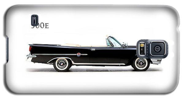 Transportation Galaxy S5 Case - Chrysler 300e 1959 by Mark Rogan