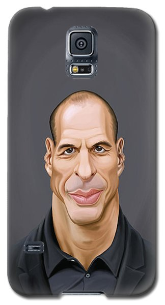 Celebrity Sunday - Yanis Varoufakis Galaxy S5 Case