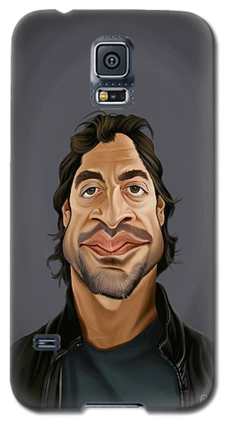 Celebrity Sunday - Javier Bardem Galaxy S5 Case