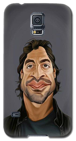 Celebrity Sunday - Javier Bardem Galaxy S5 Case