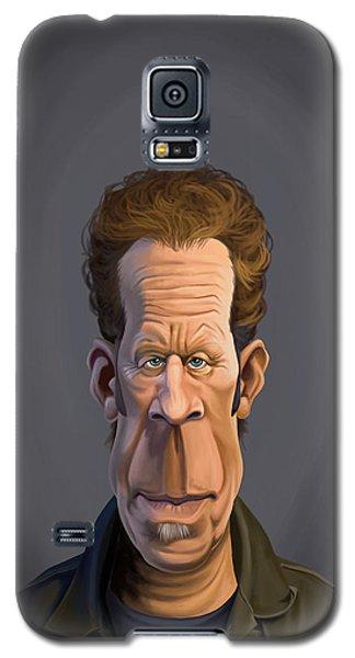 Celebrity Sunday - Tom Waits Galaxy S5 Case