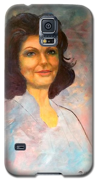 Selfportrait Galaxy S5 Case