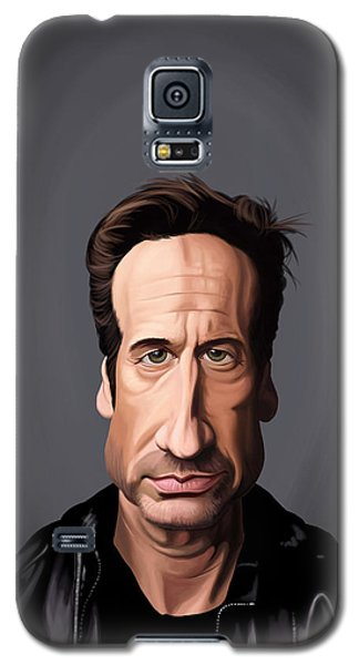 Celebrity Sunday - David Duchovny Galaxy S5 Case