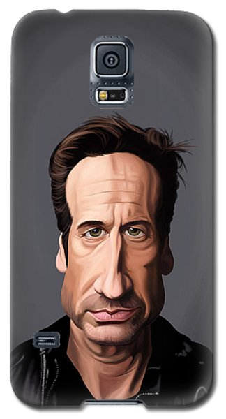 Celebrity Sunday - David Duchovny Galaxy S5 Case